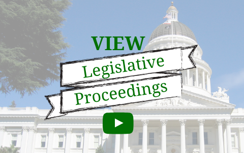 View Legislative Proceedings Rotator