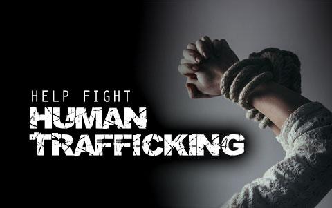 Help Fight Human Trafficking