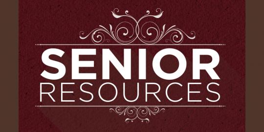 Senior Resources Graphic