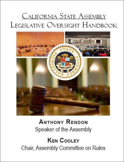 Legislative Oversight & Accountability